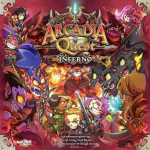 Arcadia Quest Inferno (ES)