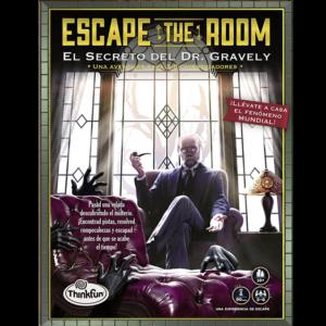Escape the Room: El Secreto del Dr.Gravely (ES)