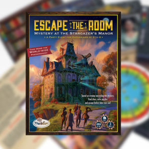 Escape the Room: Mystery at the Stargazer's Manor (EN)