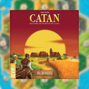 Colonos de Catan (ES)