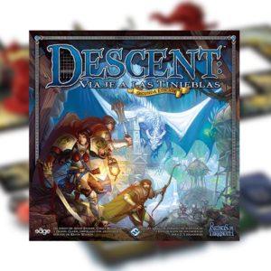 Descent: viaje a las tinieblas 2ª edición (ES)