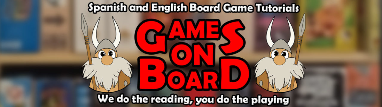 GAMES ON BOARD