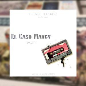 T.I.M.E Stories El Caso Marcy (ES)