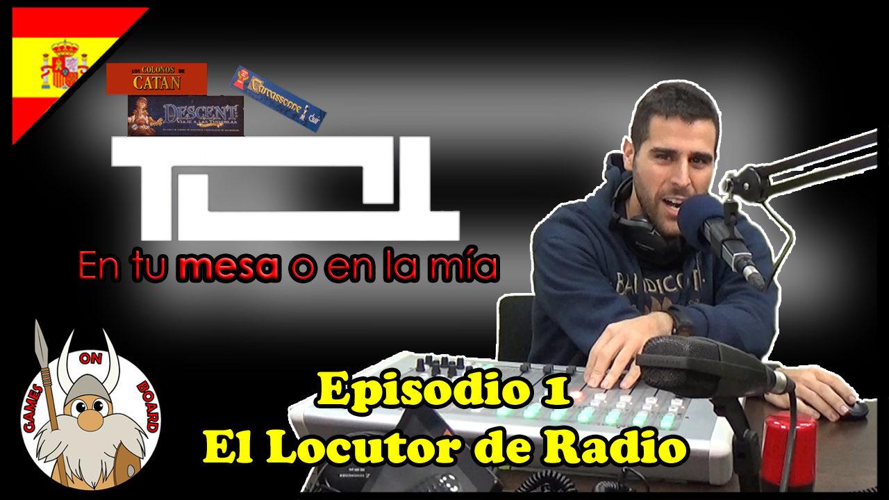 Programa Nº1: El Locutor de Radio