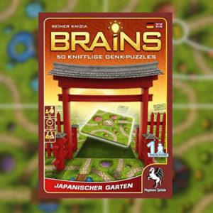 Brains: Japanese Garden (EN)