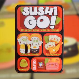 Sushi Go! (ES)